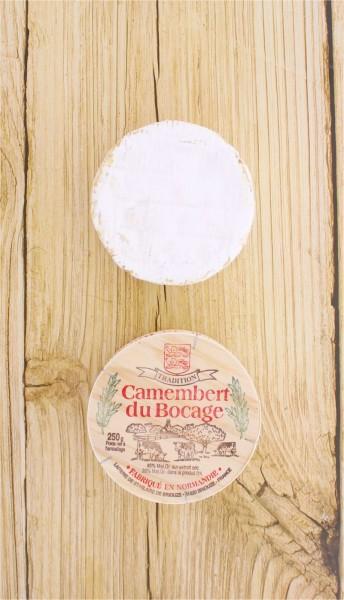 Weichkäse Camembert Le Bocage