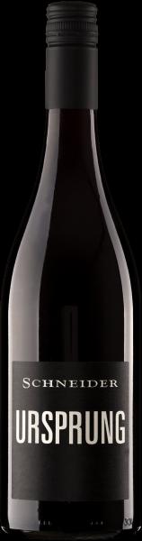 Weingut Markus Schneider Ursprung Rotweincuvée QbA