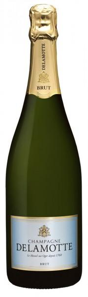 Champagne Delamotte brut AOC (6er-Paket)