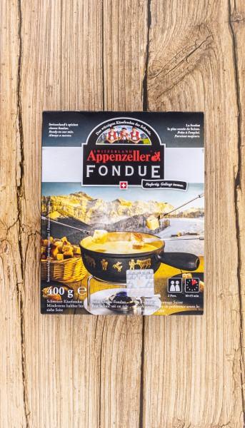 Appenzeller Fondue Käse