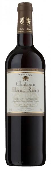 Château Haut Rian Cuvée Prestige 1er Cotes de Bordeuax AOC