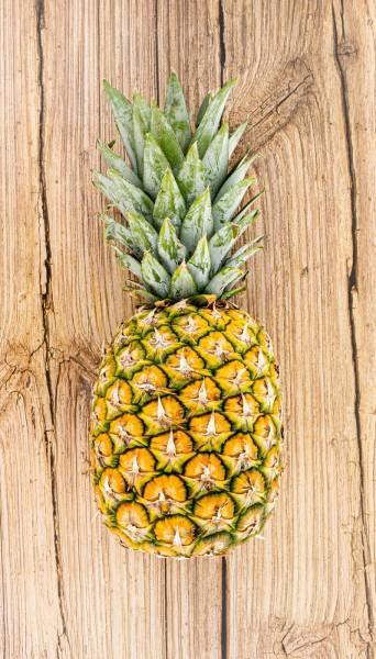 Flug Ananas aus Panama