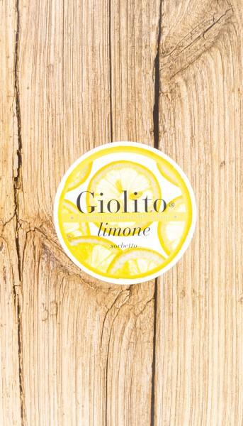 GIOLITO Zitronen-Sorbet