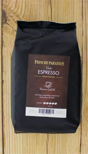 Unser Espresso FrischeParadies