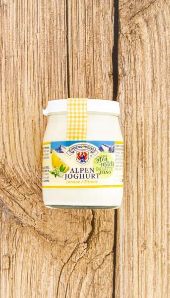 Sterzing Alpenjoghurt-150g-Zitrone
