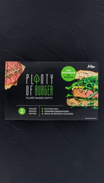 Planty of Burger - Veganer Burger tiefgekühlt
