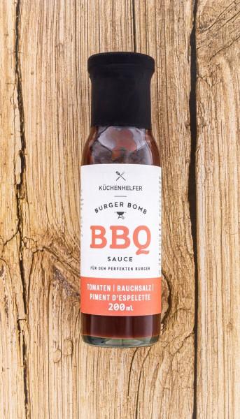 BBQ Sauce Smoke & Piment