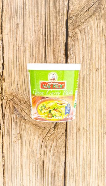 Grüne Currypaste