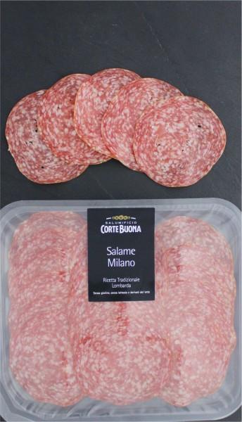 Salami Milano Crespone Italienische Salami
