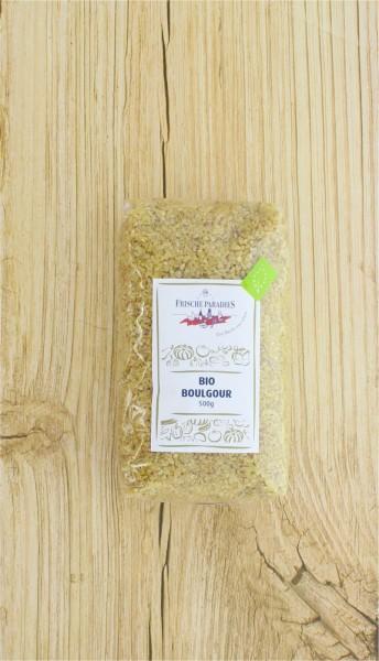BIO Bulgur Weizengrütze FrischeParadies