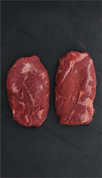 Salt Moss Aged Ochsen Flat Iron Steak
