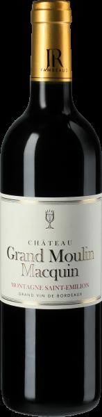 Château Grand Moulin Macquin - Montagne St Êmilion AOC