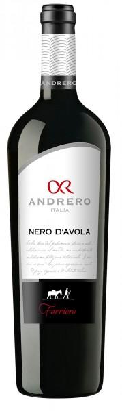 Alibrianza Nero d'Avola Siciliane IGP 'Andrero'