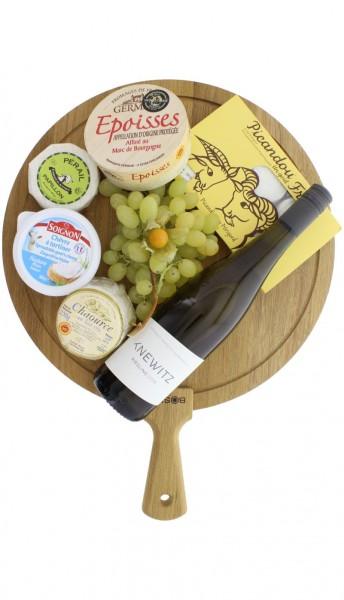 Käseplatte Weißwein | Klein