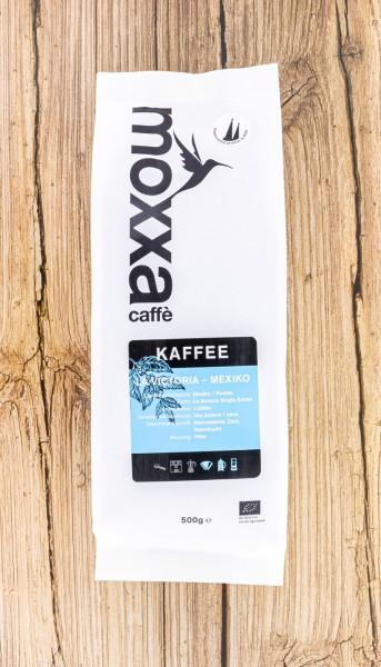 BIO Kaffee Victoria ganze Bohne
