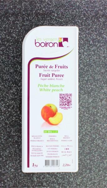 Pfirsich Fruchtpüree