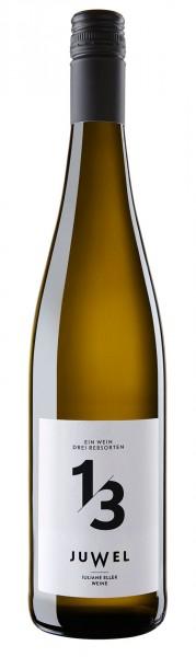 Juliane Eller - ein Wein drei Rebsorten QbA trocken