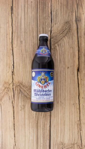 Bier Mühldorfer Weissbier