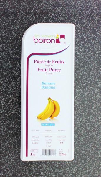 Bananen Fruchtpüree