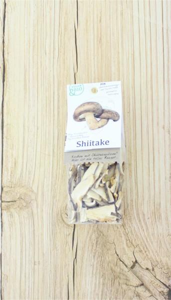 BIO Shiitake getrocknet