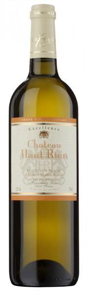 Château Haut Rian Excellence blanc 1er Cotes de Bordeaux AOC
