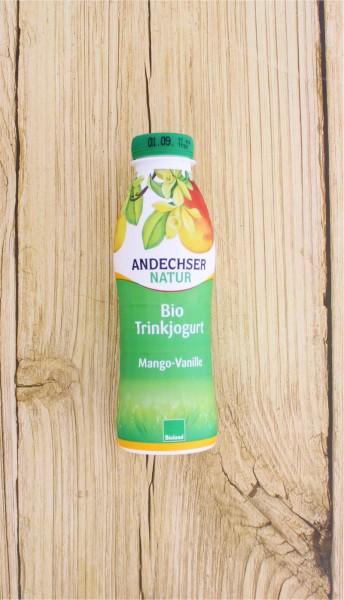 BIO Trinkjoghurt Mango Vanille