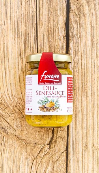 Senf Sauce Dill