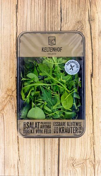 Baby Leaf Salat klein