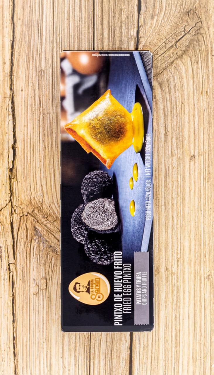 Tapas mit Eigelb und Trüffel - LA COCINA DE SENÉN, 200 g