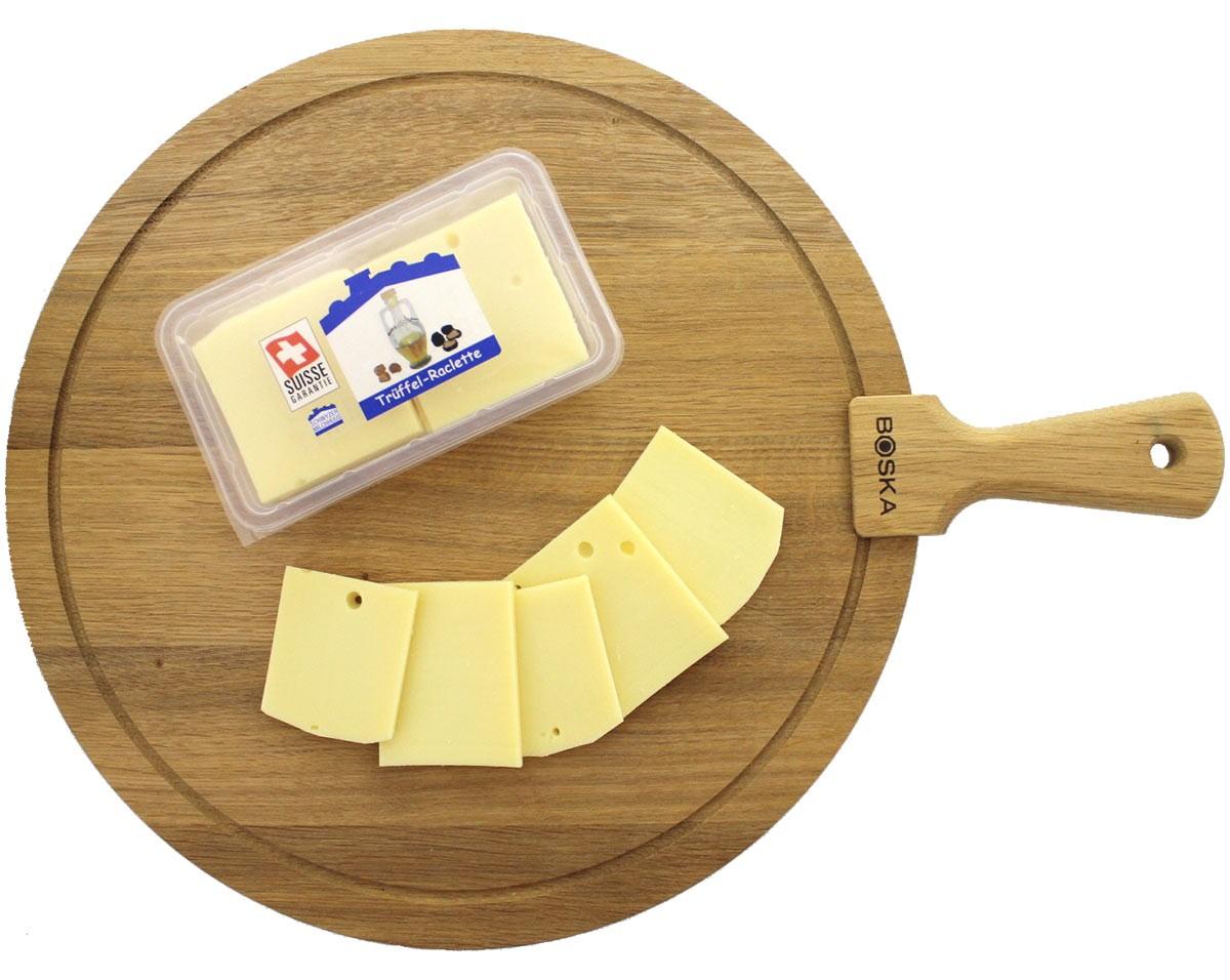 Raclette Trüffel Scheibenkäse
