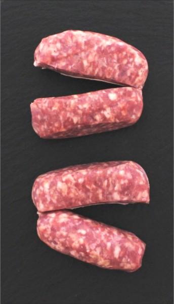 Bratwurst Salsiccia Fenchel