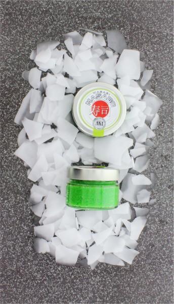 Wasabi Masago Kaviar grün