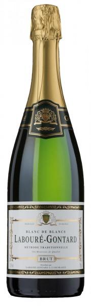 Labouré-Gontard brut blanc de blancs Vin Mousseux