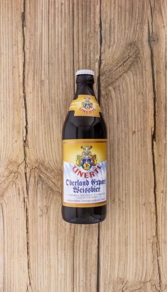 Bier Mühldorfer Export Weissbier