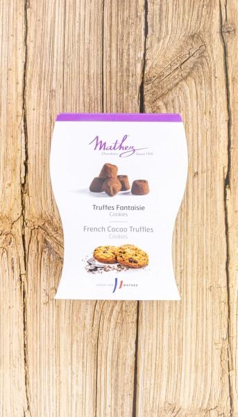 Schokoladentrüffel Truffes Fantaisie Cookies