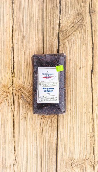 FrischeParadies BIO Quinoa schwarz