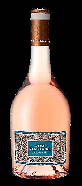 Rosé des Plages IGP Pays d'Hérault - Mont Baudile
