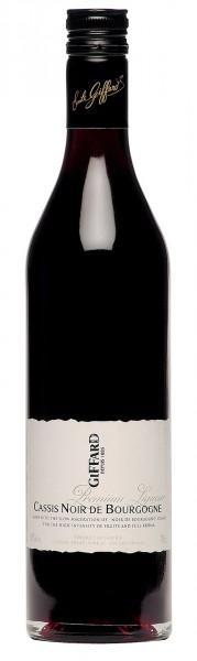 Giffard Cassis Noir de Bourgogne Likör schwarzer Johannisbeerlikör
