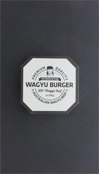 Wagyu Beef Burger (2 Stück pro Packung)
