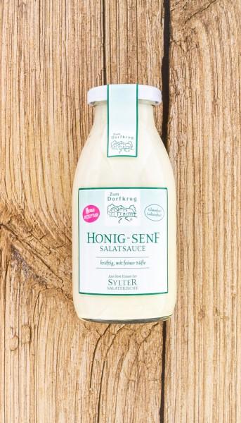 Salatdressing Honig Senf