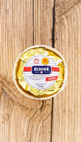 Echire Butter mild (Doux) - ungesalzen