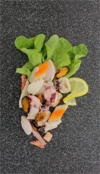 Antipasto Meeresfrüchten Extra