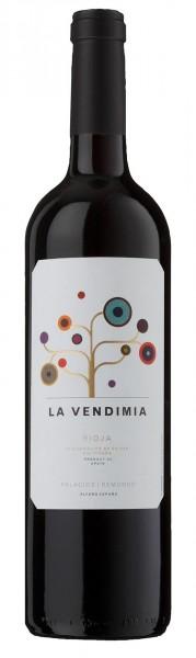 """Palacios Remondo """"La Vendimia"""" Rioja D. O."""