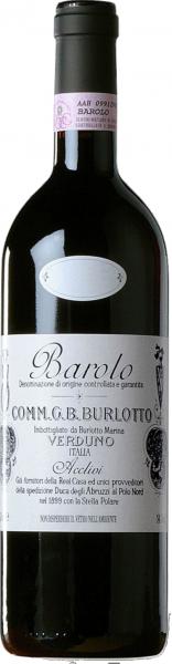 Cannubi' Barolo DOCG Burlotto
