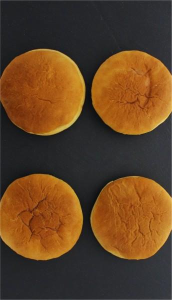 Burgerbrötchen Abu Dhabi Brioche tiefgekühlt (4 Stück)
