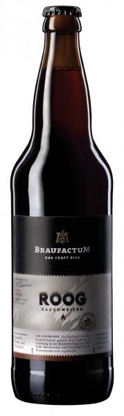 "BraufactuM Bier ""Roog"""
