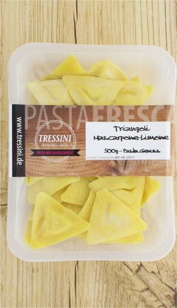 Triangoli Mascarpone Limone