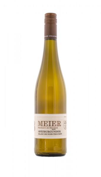 Weingut Meier Spätburgunder Blanc de Noir