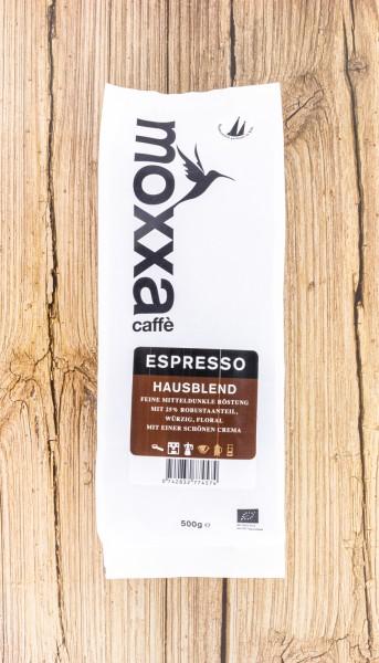 BIO Espresso Hausblend
