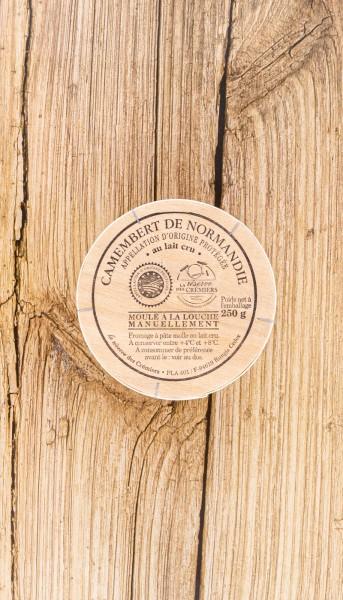 Camembert de Normandie AOC